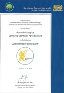 WW-UrkundeGesundheitsregion2012